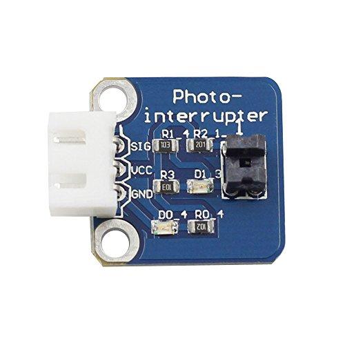 - SunFounder Photo-interrupter Sensor Module for Arduino and Raspberry Pi