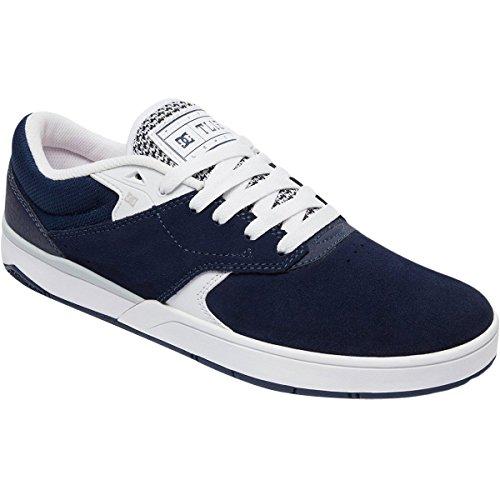 Dc Mens Tiago S Sneakers Da Skate Navy