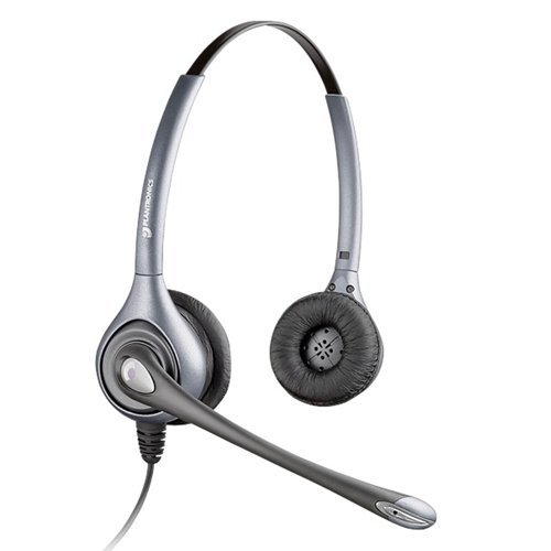 - PLANTRONICS 92381-01 - Plantronics MS260 Commercial Aviation Headset - Wired Connectivi