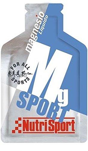 Magnesio Líquido Calambres Caja 5 sobres de Nutrisport