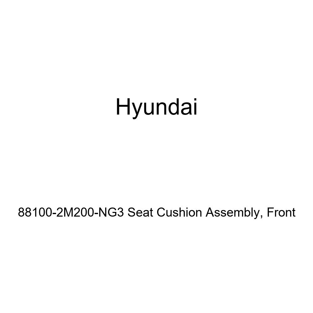 Genuine Hyundai 88100-2M200-NG3 Seat Cushion Assembly Front