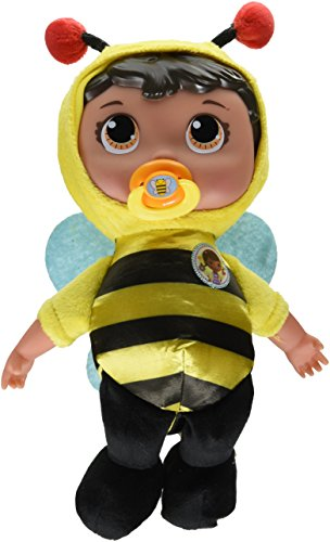 Just Play Disney Doc McStuffins Plush Baby Check Up Lil' Nursery Pal- (Lil Ladybug Infant Costume)