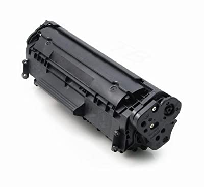 Toners & More ® Compatible Laser Toner Cartridge for Hewlett Packard HP Q2612A 2612A 12A Works with HP LaserJet 1010, 1012, 1018, 1020, 1022, 1022n, 1022nw, 3015, 3020, 3030, 3050, 3052, 3055, M1319, M1319f - 2,000 Page Yield