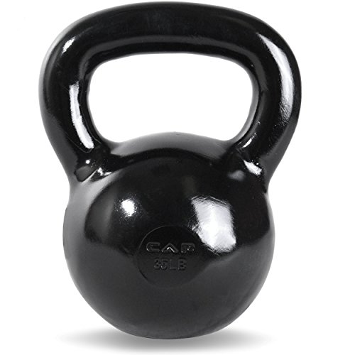 Barbell Enamel Coated Cast Kettlebell