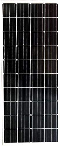 zhangchao Solar Panel, 200W Solar Panel Startseite Photovoltaik-Panel monokristallinem Silizium Lade 12V Battery Power Generation System