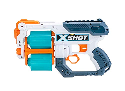ASOBIATION 엑스 샷 멋진 스트라이커 트윈 리볼버 워터건 물총