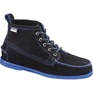 Sebago Men's Beacon Ankle Boots,Blue,9 M