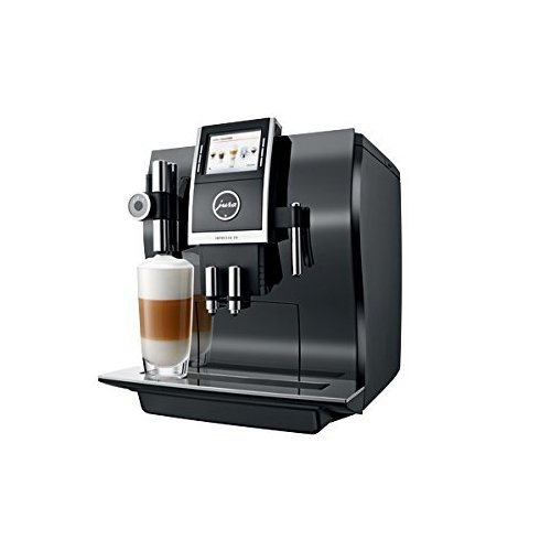 Jura IMPRESSA Z9 Automatic Coffee Machine, Black (Certified Refurbished)