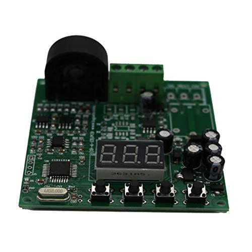 電流センサー モジュール 電流テスター 0-5V 20A LEDディスプレイ 自動化 全2タイプ - ベースなし