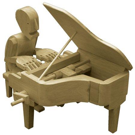 Mechanical Kits Pianist