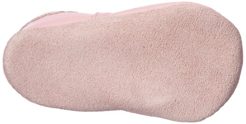 Bobux 460615 - Zapatos Para Gatear de cuero bebé - unisex Rosa - rosa (Pink)