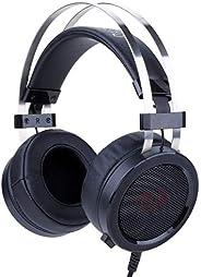 Headset Gamer Scylla H901, Redragon, Microfones e Fones de Ouvido, Preto
