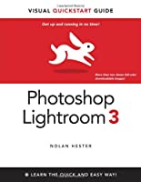 Photoshop Lightroom 3: Visual QuickStart Guide Front Cover