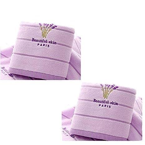 daynecety algodón mano cara toalla de baño ducha toalla playa natación Fitness Camping senderismo de secado