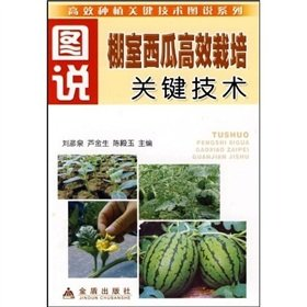 drawings of key technologies Greenhouse efficient cultivation of watermelon