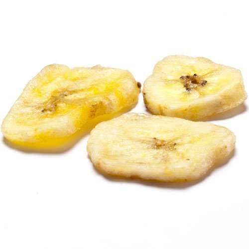 Dried Banana Chips - 1 bag, 8 oz by Gourmet Imports