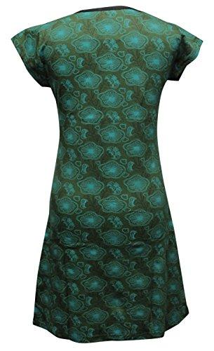 SHOPOHOLIC FASHION - Vestido - para mujer Azul