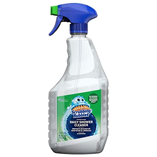 Scrubbing Bubbles Daily Shower Cleaner, 32.0 Fluid Ounce (4)