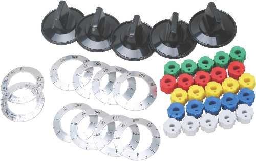 universal electric range knob kit - 2