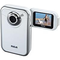 RCA EZ207 Small Wonder Digital Camcorder (White)