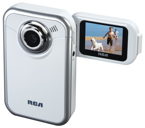 RCA EZ207 Small Wonder Digital Camcorder (White) for sale  Delivered anywhere in USA