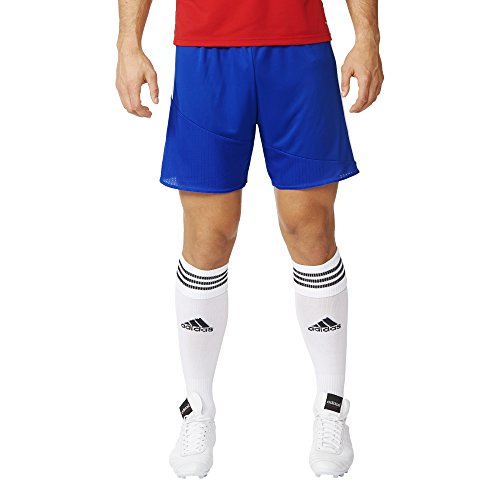 Adidas Custom Fit Shorts - adidas Mens Climacool Regista 16 Short Royal/White S