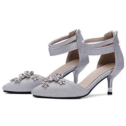 Orsay Taoffen Talons Femmes Silver Escarpins D 6wwEqBR