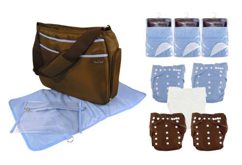 Trend Lab Cloth Diaper Starter