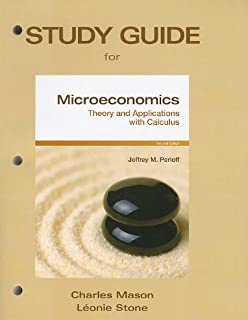 Microeconomics theory and applications with calculus 2nd edition study guide for microeconomics theory applications with calculus fandeluxe
