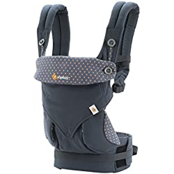 290cc6fae95 Ergobaby Four Position 360 Baby Carrier Dusty Blue