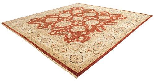 Zigler ( Galleria Farah1970 ) Hand Made Carpets Rugs Zigler Farahan Pakistano Afgano 199X194 Cm Zigler Rug