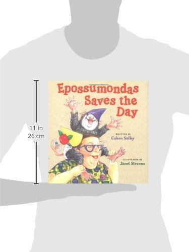 Epossumondas Saves the Day