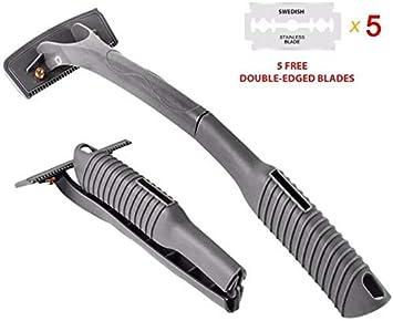 Afeitadora de Espalda Corporal de Hi-Tech-Global. Cuchilla ...