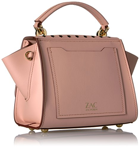 Chain Crossbody Mini Colorblock ZAC Eartha Posen Rose Zac wUqnnZIA