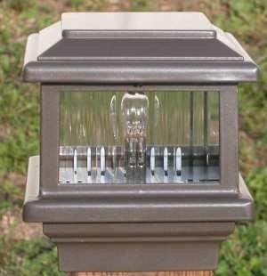 Titan Deck Light - Titan 12V Deck Light, 3-1/2