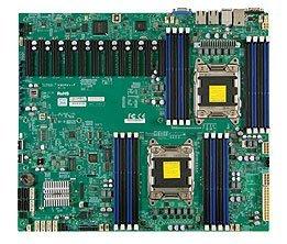 Supermicro DDR3 800 LGA 2011 Server Motherboard X9DRX+-F-O
