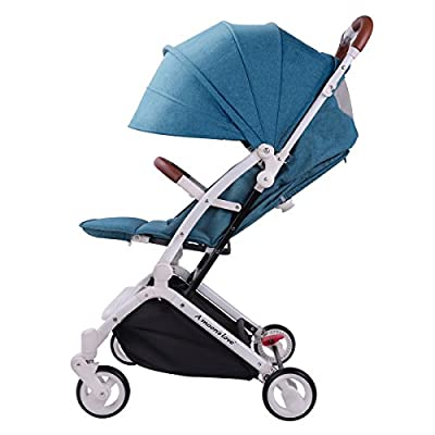 Kids&koalas Airplane Stroller One Step Design for Opening & Folding, lightweight Baby Stroller ,Portable Travel Pram for Infant Convertible Baby Carriage by Myhoney Daily Products Co., Ltd. that we recomend individually.
