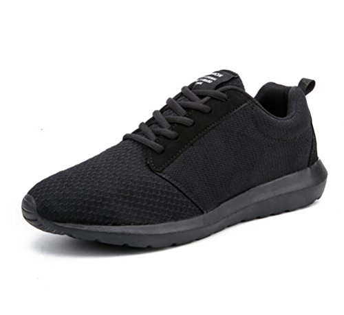 Scennek Running Shoes Men's and Women's Breathable Lightweight Sports Fitness Shoes (Best Sports Shoes For Running In India)