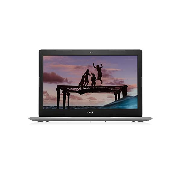 DELL Inspiron 3596 15.6-inch Laptop (A6-9225/4GB/1TB HDD/Windows 10/Integrated Graphics), Platinum Silver