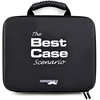 Portable Game Card Case for 2,000+ Cards. Fits Main Game and All Expansions (Extra Large)