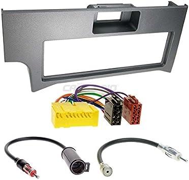 Nissan Primera 99 – 02 de 1 DIN para Radio de Coche Set en ...