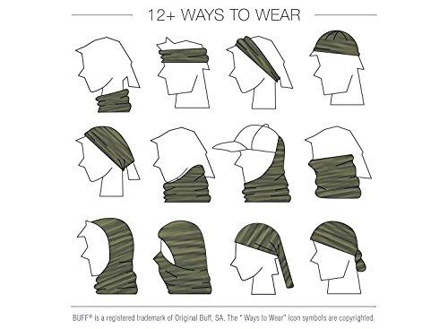 12-ways to wear a buff