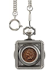 Indian Penny Pocket Watch
