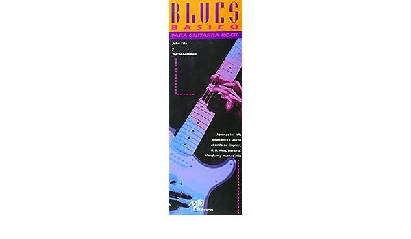 Amazon.com: STIX y ARAKAWA - Blues Basico para Guitarra Rock (8426607190593): STIX y ARAKAWA: Books