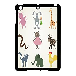 2015 customized Animal Cartoon Personalized Case for Ipad Mini, Customized Animal Cartoon Case