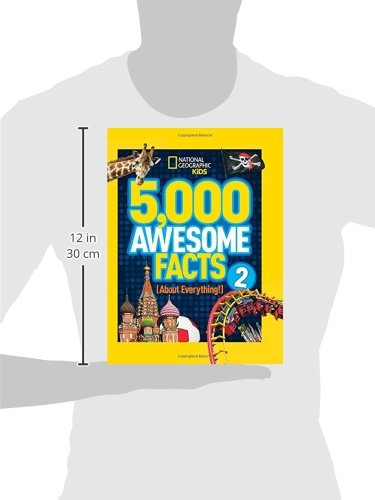 5,000 Awesome Facts (About Everything!) 2 (National Geographic Kids) by National Geographic Books (Image #6)