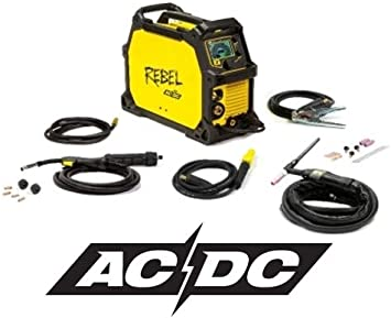 ESAB Rebel EMP 205 ic AC/DC CE (European Version 0700300998)