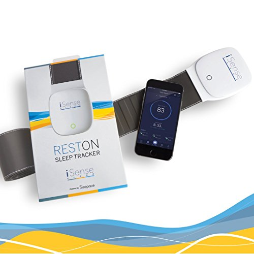 iSense Sleep RestOn Sleep Tracker - Sleep Tracking - Powered by Sleepace - Non-Wearable