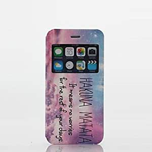 SHOUJIKE Landscape Pattern Textile Full Body Case with Stand and Card Slot for iPhone 6