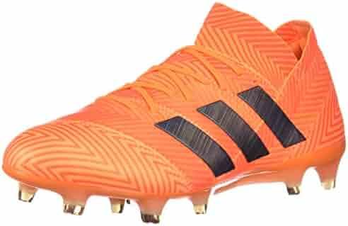 new style d1c64 32fa8 adidas Nemeziz 18.1 FG Cleat Mens Soccer
